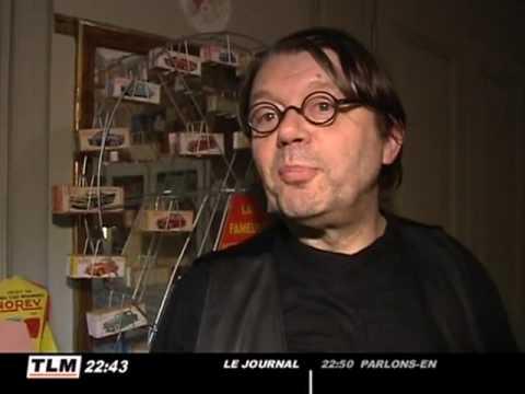 Lyon : Alain Vavro, collectionneur de voitures miniatures