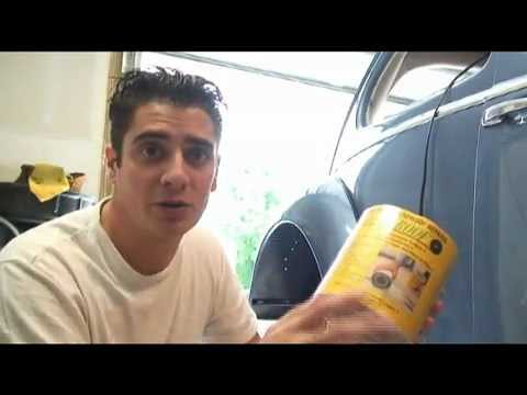 Classic VW Beetle Bug How to Sound Deadening Insulation Tip