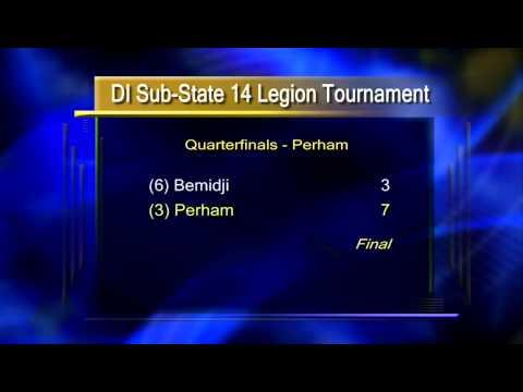 Legion Baseball Post-Season Tournaments - Lakeland News Sports - July 24, 2014