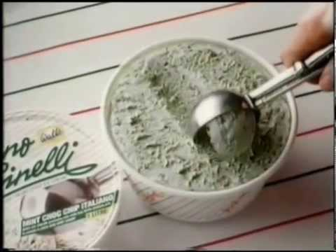 Gino Ginelli Advert from 1994