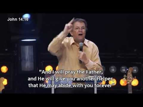 Reinhard Bonnke - Baptism of the Holy Spirit