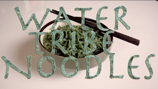WATER TRIBE NOODLES, Legend of Korra, Feast of Fiction S2 Ep3