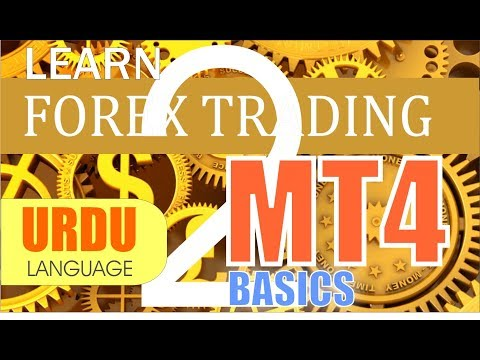 Learn meta trader 4 step by step in urdu and hindi l part 2
