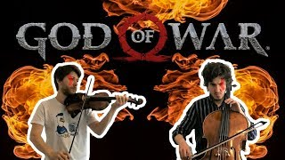 GOD OF WAR PS4 - Ashes - Violin/Cello cover