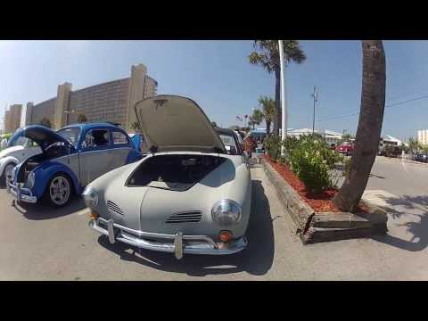 "Volkswagen Show Panama City Beach,Florida ""Spinnaker Beach Club"" 2013"