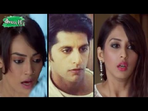Sanam & Aahil's MURDER TRACK in Qubool Hai 15th July 2014 FULL EPISODE HD