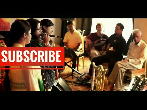 BOLLYWOOD MUSIC COMPOSER 'LAXMIKANT PYARELAL' Rehearsals with Bollywood Musicians.