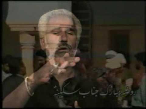 Haji Iqbal  Masoom Bachri Jinab Sakina Noha video
