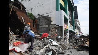 News Three earthquakes in one day Shocking photos