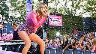 Where Did Taylor Swift's Dad Buy Pizza for Hungry Fans?