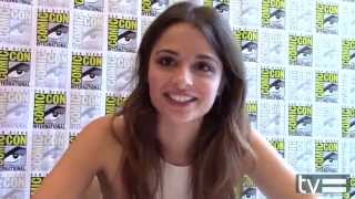 Stephanie Leonidas Interview - Defiance Season 2