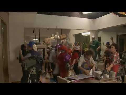 Harlem Shake Amo de casa