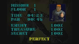 Wolfenstein 3D: Jaguar port levels 1-1 to 1-3