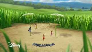 Disney Fairies - Feen - Vorschau - Volley Käfer