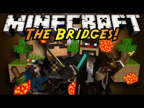 Minecraft Mini-Game : THE BRIDGES!