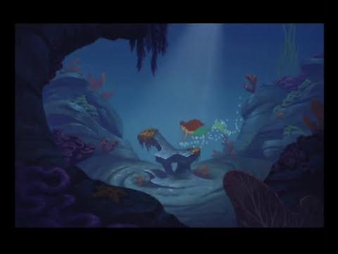 Melody y Ariel - Un momento (Una sirena) - La sirenita 2 (español latino)