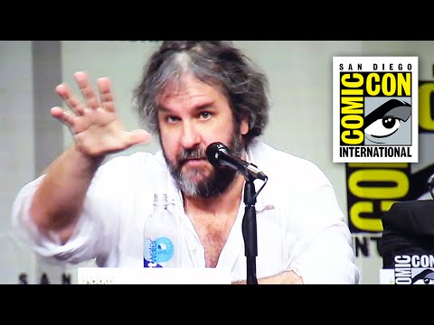The Hobbit The Battle Of The Five Armies Comic Con 2014 Panel