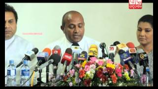 Hashan Tillakaratne backs President