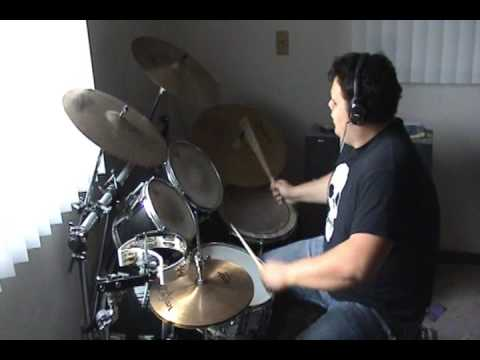 Rum To Whiskey - Drumming Video