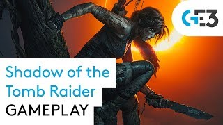 Shadow of the Tomb Raider gameplay - hands-on impressions