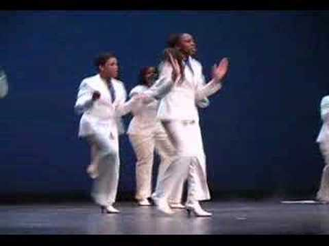 Z-Phi-Dynasty - Zeta Phi Beta Step Team 2005 Video