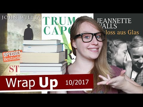 LESEMONAT | Gelesene Bücher im Oktober 2017