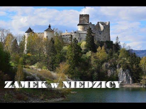 Zamek W Niedzicy - Zamki Polskie, Pieniny,  Niedzica Castle - Poland