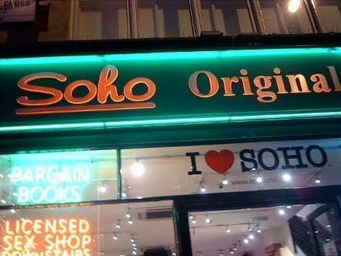 Discover Soho – Tour ...