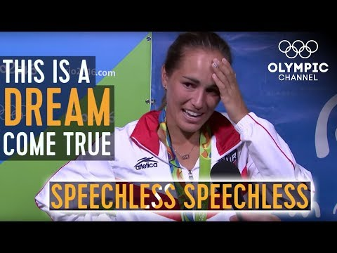 Who Knew Olympians Could Sing? | SPEECHLESS ft. the Stars of Rio 2016