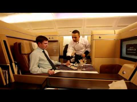 Etihad Airways - 'World's Leading Airline' at World Travel Awards 2011 - YouTube.flv