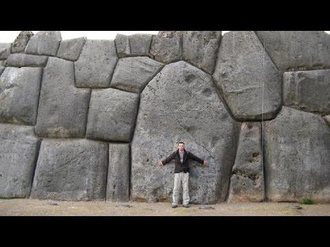 Niesamowite Budowle Sacsayhuaman I Ollantaytambo