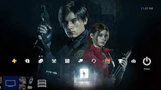 Resident Evil 2 Special Theme Digital Preorder Playstation 4