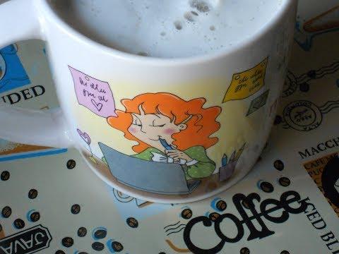 ✅Приглашаю вас 🍭 на чашечку  кофе ☕ Кофе с пенкой 💎 из козьего молока