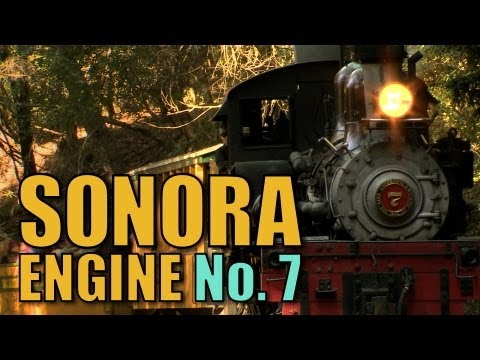 Train of the Day: Sonora Engine #7
