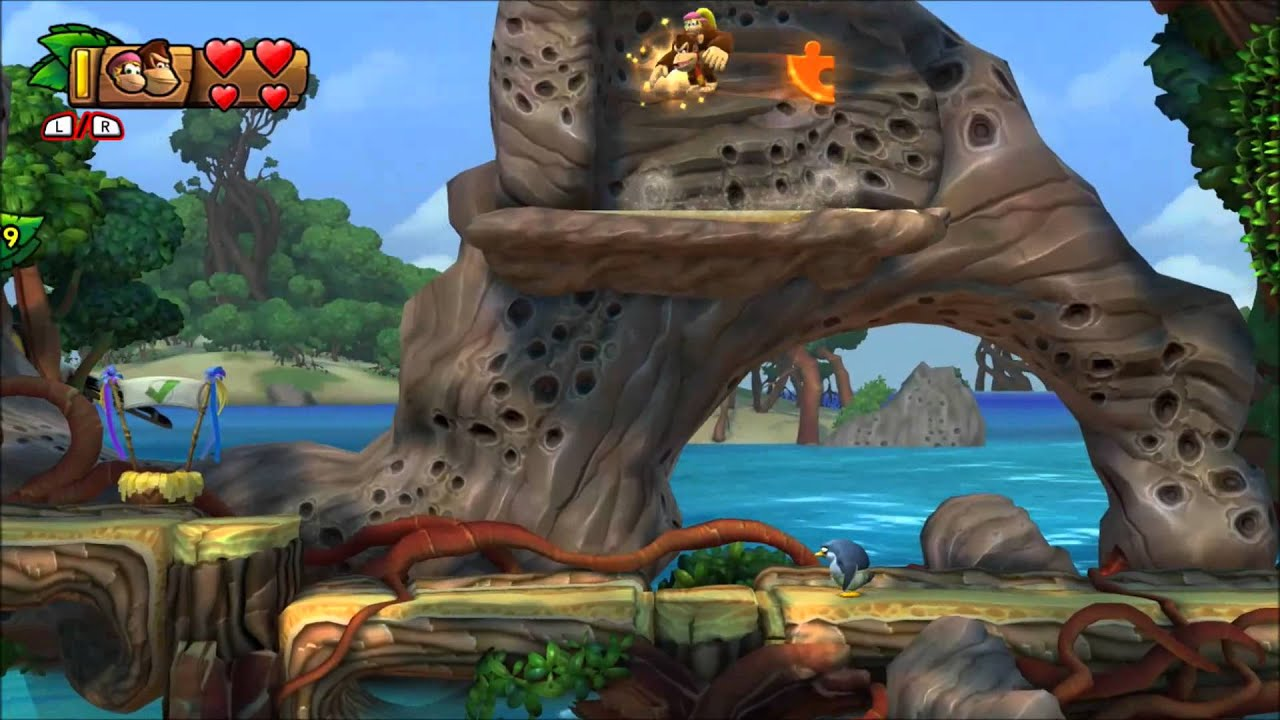 Donkey kong country tropical freeze ba boom - photo#10
