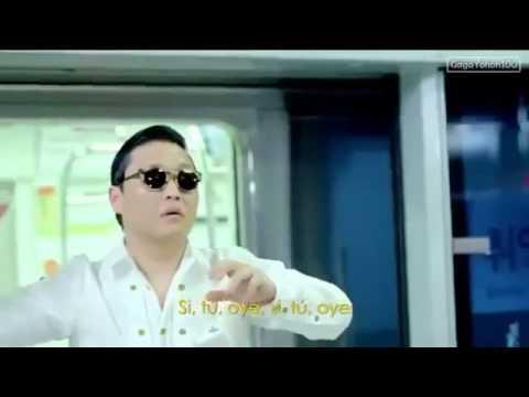 OPPA GANGNAM STYLE VIDEO OFICIAL - YouTube