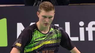 Danisa Denmark Open 2017   Badminton QF M4-MS  Kidambi Srikanth vs Viktor Axelsen