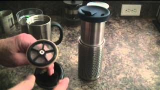 Review Impress Coffee Brewer French Press