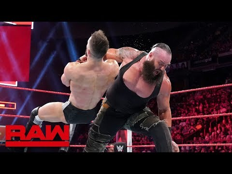 Braun Strowman vs. Finn Bálor: Raw, May 21, 2018 thumbnail