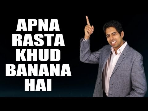 Success Comes With Attitude : Hindi Motivational Video Clip video