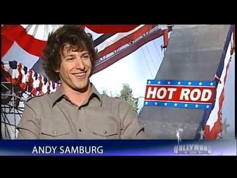 'Hot Rod' Interview