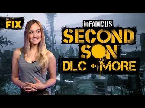 InFamous News & Last of Us Movie.Plus,Win The New South Park Game! - IGN Daily Fix 03.07.14