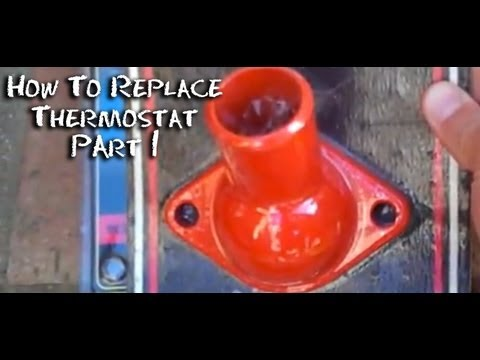 ✇ How To Replace Thermostat Part 1 - Diagnosis & Parts - Small Block Chevy - Half Idiots Guide