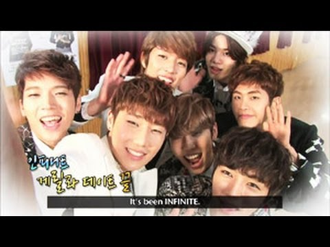 [Entertainment Weekly] Guerrilla Date with 'INFINITE' (2013.04.11)