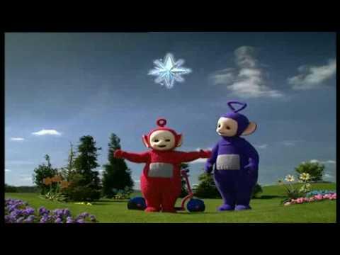Teletubbies  -  Tinky Winky Hat Ein Geschenk video
