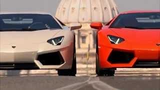 globalwavegold.com   & Lamborghini Aventador LP700-4 on the streets of Rome HD - YouTube.flv