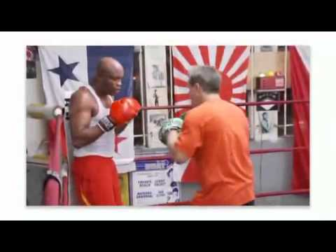 Anderson Silva Crazy Boxing Training Video HD Part 1 Image 1
