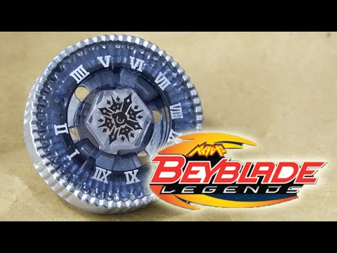 Twisted Tempo 145WD Beyblade LEGENDS (BB-104) Unboxing & Review! - Beyblade Metal Masters