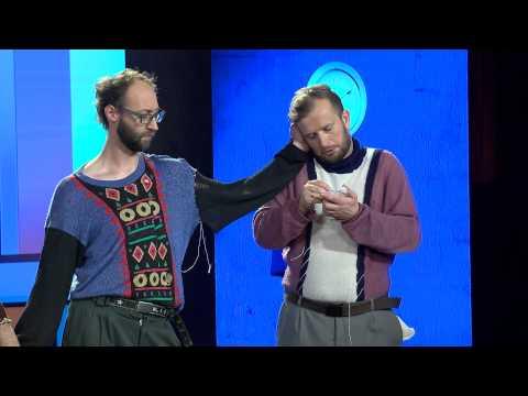 Kabaret Łowcy.B - Telefon Kuriera (Official HD, 2014)