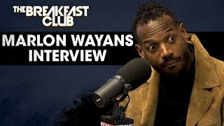 Marlon Wayans Finds The Funny In Everything, Talks Season Two Of
